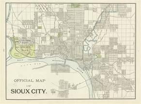 Sioux City Iowa Map