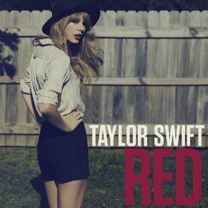 Taylor Swift - Red (2013) Album Tracklist | New Album Releases