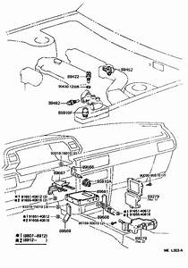 Toyota Camry Switch  Start Injector Time  Twt  Electrical