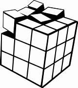 Rubik Rubiks K5 sketch template