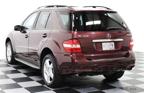 Read reviews, browse our car inventory, and more. 2008 Used Mercedes-Benz ML550 V8 4MATIC AWD AMG SPORT ...