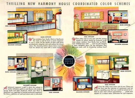 information on 1950 s colors for a house ehow uk