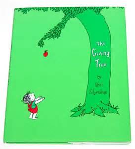 Shel Silverstein Giving Tree