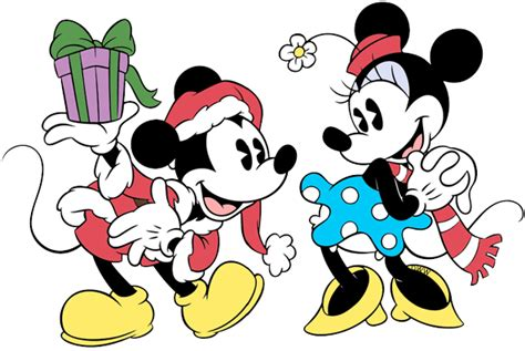 mickey  friends christmas clip art  disney clip art