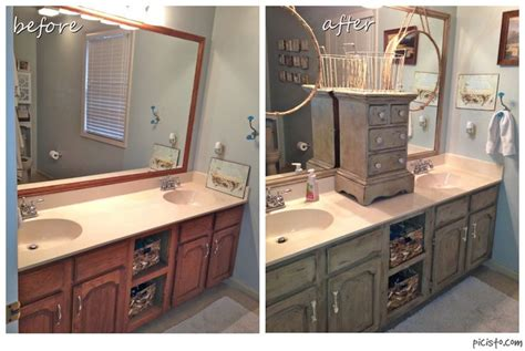 bathroom vanity color ideas bathroom vanity makeover with sloan chalk paint