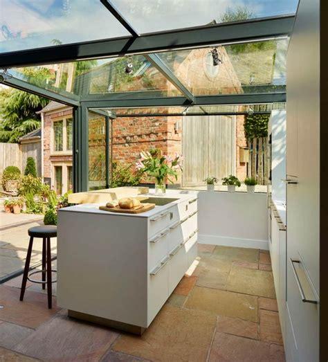agrandissement cuisine agrandissement maison élégant d un cottage anglais