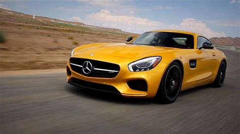 2017 Mercedes-amg Gt And Gt S