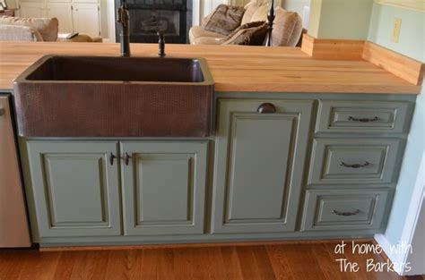 how to restore a copper sink painted glazed kitchen cabinets pictures images