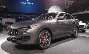 2017 Maserati Levante - Overview - CarGurus