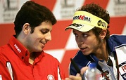 """MotoGP, Barros: """"Rossi è un eroe. Si impegna più che in ..."""
