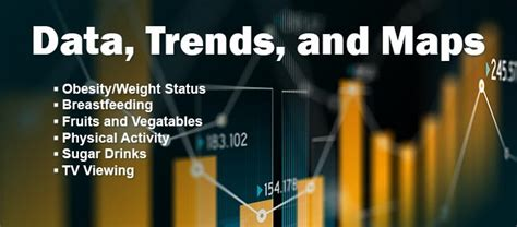 nutrition physical activity  obesity data trends