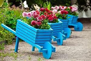Garten Blumen Pflanzen : garten gestalten 25 ideen zur gartengestaltung ~ Markanthonyermac.com Haus und Dekorationen