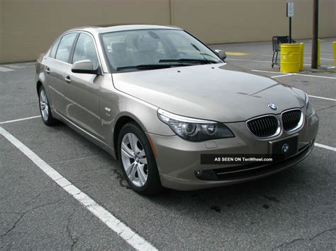 2010 Bmw 528i Xdrive Sedan 528xi 528 5 Series Awd