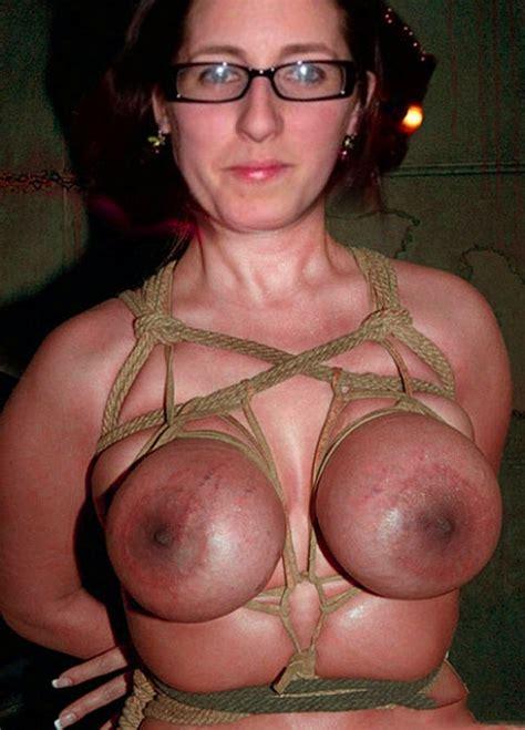 Tied Up Tits Milf Bondage Luscious