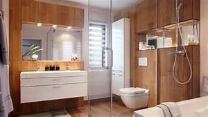 le style scandinave dans la salle de bain decoration maison With salle de bain style scandinave