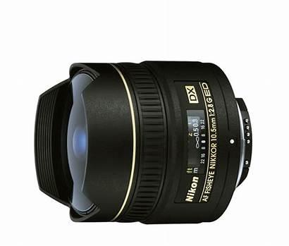 Nikon Fisheye 5mm Dx Nikkor Af Lens