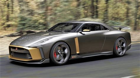 The New Gtr by New Nissan Gt R 50 Is The Next Nissan Gt R