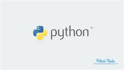 fungsi range di pemrograman python