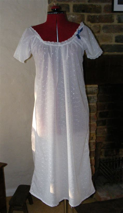 victorian chemise sewing projects burdastylecom