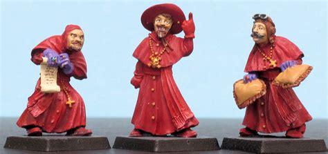 victoria miniatures mm spanish inquisition figure set