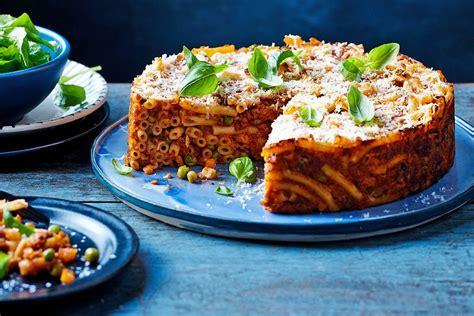 Ziti timballo - Recipes - delicious.com.au
