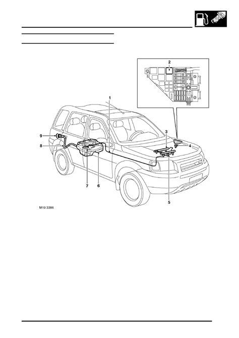 land rover workshop manuals freelander system