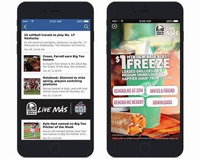 App Advertising Mobile Examples Apps Options Ad