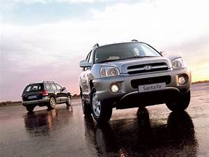 2003 Hyundai Santa Fe Suv Specifications  Pictures  Prices