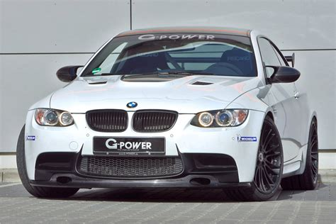 G-power Unleashes 720-hp Bmw M3 Rs