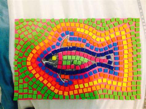 Roman Mosaics For Kids