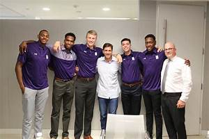"NU Men's Basketball on Twitter: ""Always great to see you ..."