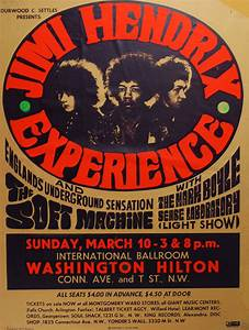 Lot Detail - 1968–Washington Hilton-Jimi Hendrix ...