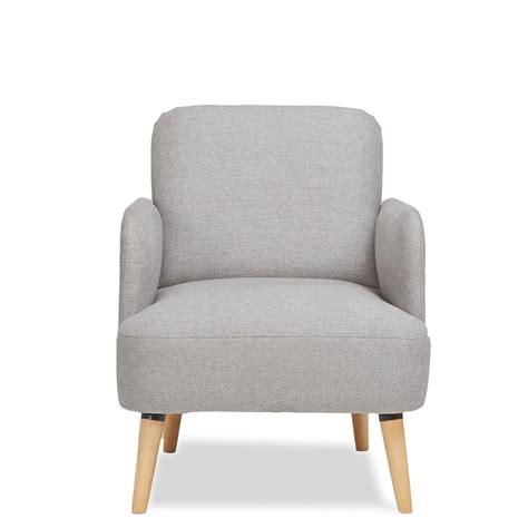 fauteuil r 233 tro design bleu brooks look nordique by drawer