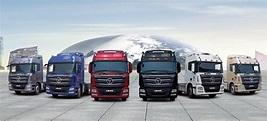 Daimler Trucks marks production milestone in China