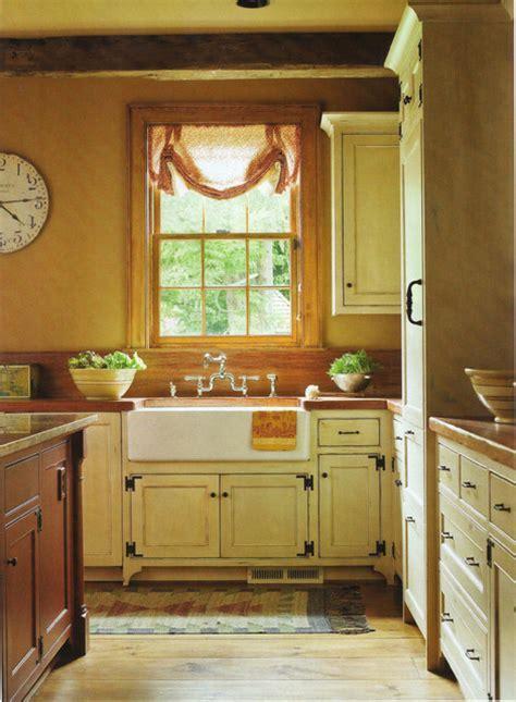 Colonial Estate   Farmhouse   Kitchen   Seattle   by