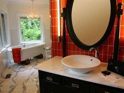 beautiful bathroom color schemes hgtv