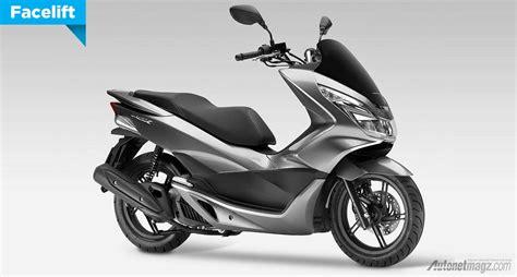 Honda Pcx Electric Wallpapers by Honda Pcx 2014 Facelift Wallpaper Autonetmagz Review