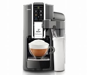 Tchibo De : tchibo saeco cafissimo latte kapselmaschine f r kaffee espresso caff crema latte macchiato ~ Eleganceandgraceweddings.com Haus und Dekorationen