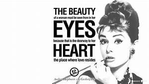10 Fashionable Audrey Hepburn Quotes on Life, Fashion ...