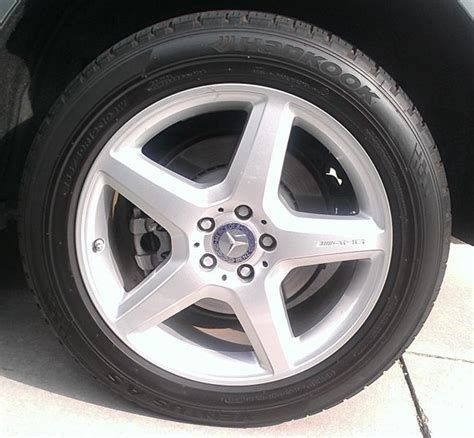 We can custom made it from 16 inch to 24 inch. Set of Mercedes ML series 19 inch AMG rims - $550 - MBWorld.org Forums