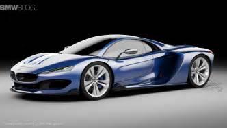 BMW Hybrid Supercar