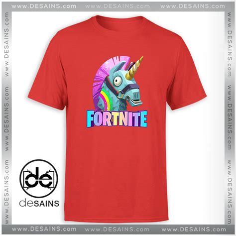Tshirt Size S t shirt fortnite battle royale unicorn shirt size s 3xl
