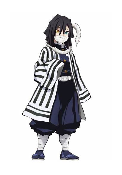 Obanai Iguro Yaiba Kimetsu Anime Manga Slayer