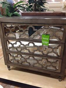 mirrored furniture home goods marceladickcom With home goods furniture chest