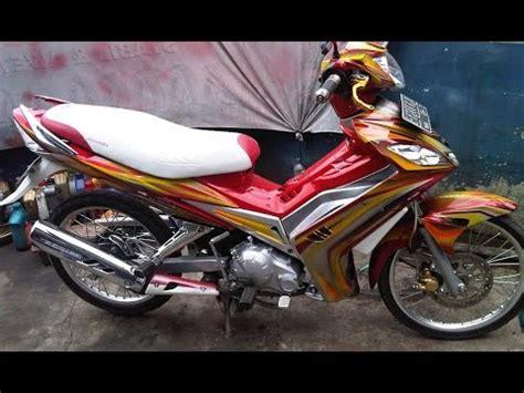 Airbrus Yamaha Jupiter Mx Thn2014 by Motor Trend Modifikasi Modifikasi Motor Yamaha