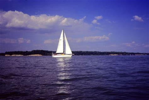 Sailboat On Water by Pwc Top Ten Things To Do 8 Leesylvania State Park