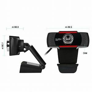 Hxsj S20 Hd Meeting Manual Focused Camera Webcam