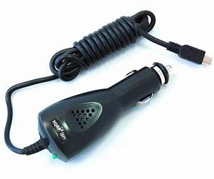 Car Charger Replacement For Garmin Streetpilot C510  C550