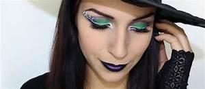 Maquillage D Halloween Pour Fille : maquillage d halloween sorci re glam ~ Melissatoandfro.com Idées de Décoration