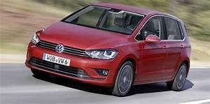 Monospace Volkswagen : sportsvan la golf monospace qui ne dit pas son nom ~ Gottalentnigeria.com Avis de Voitures